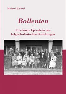 Einladung zur Subskription: M. Heinzel: Bollenien - eine kurze Episode in den deutsch-belgischen Beziehungen