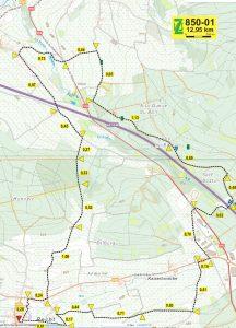 Wanderung von Recht nach Pont und Sart Bastin