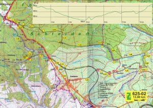 Wanderung von Losheimergraben nach Losheim