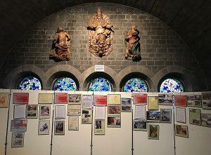 Ausstellung zum Ersten Weltkrieg in der Pfarrkirche St.Vith