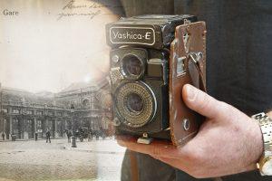 Ausstellung: Die Fotografie - künstlerisch und geschichtlich