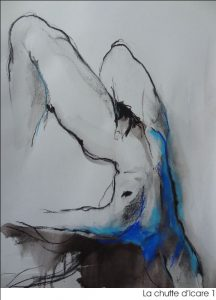 Claudine Mertens: Mit Leib und Seele (Portraits und Aktmalerei)