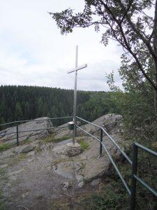 Wanderung von Kalterherberg (Norbertuskapelle) nach Monschau