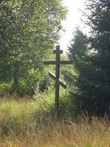 Wanderung von Sourbrodt-Bhf. in den Rurbusch und zum Russenkreuz