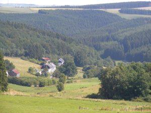 Wanderung von Welchenhausen nach Richtenberg und Stupbach