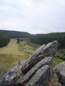 Wanderung zur Bieley und durch das Krockesbachtal