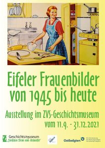 """Ausstellung zum """"Tag des offenen Denkmals"""": Eifeler Frauenbilder von 1945 bis heute"""